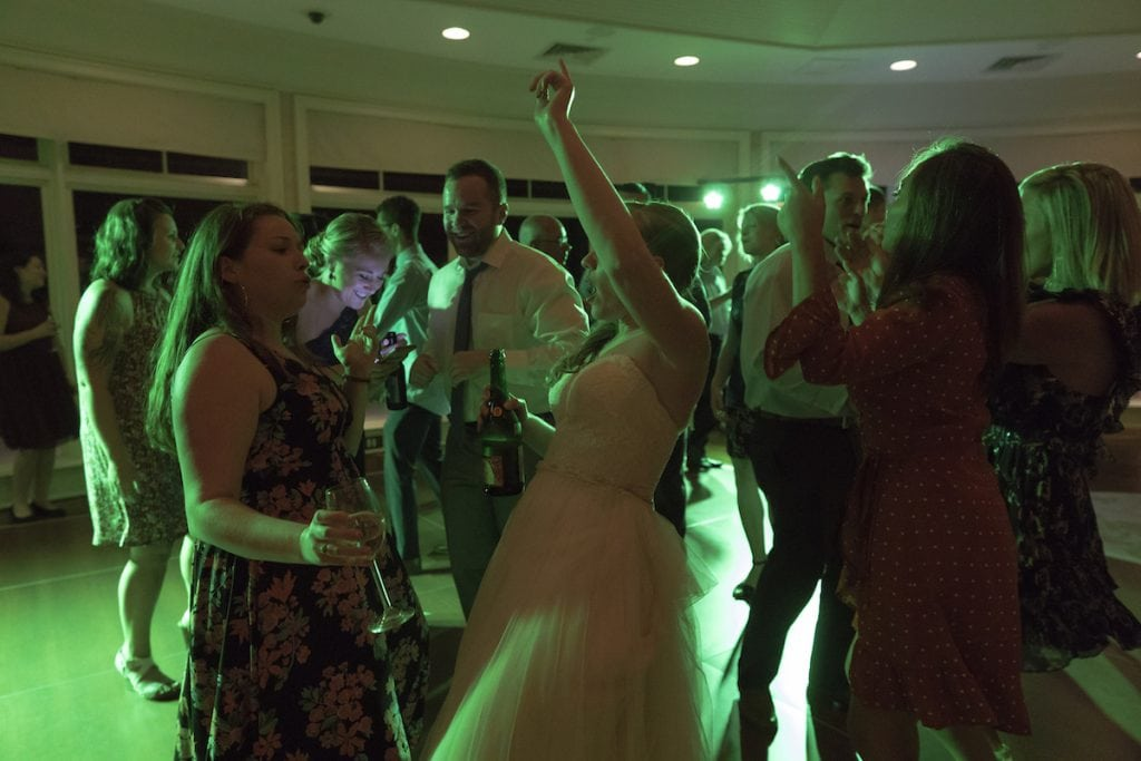 York Maine Wedding DJ