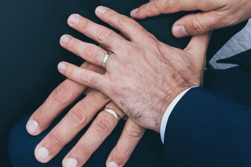 same sex wedding in maine